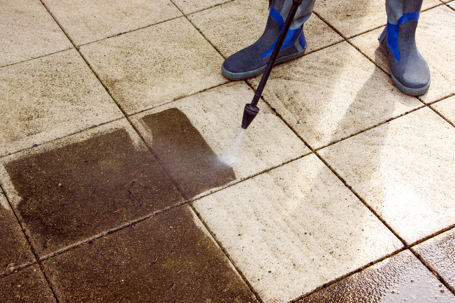 power washing Cornwall Devon
